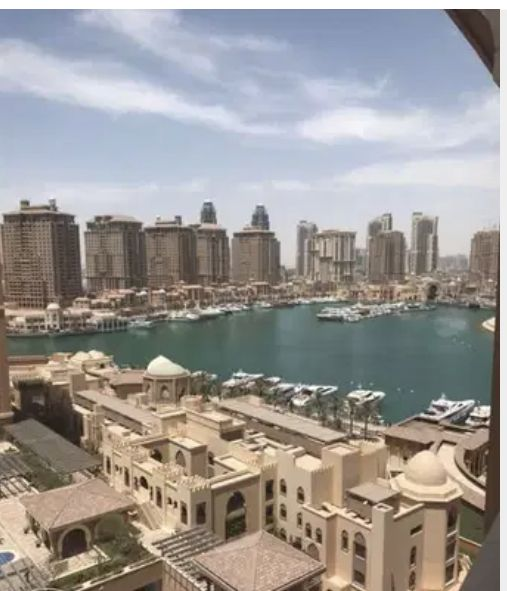 Residential Developed 1 Bedroom U/F Apartment  for sale in The-Pearl-Qatar , Doha-Qatar #13093 - 1  image