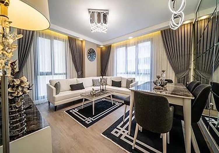 Residential Off Plan 1 Bedroom S/F Apartment  for sale in Lusail , Doha-Qatar #14008 - 1  image