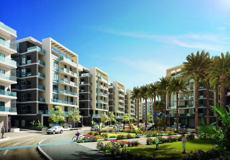 Residential Off Plan 2 Bedrooms S/F Apartment  for sale in Lusail , Doha-Qatar #14169 - 1  image