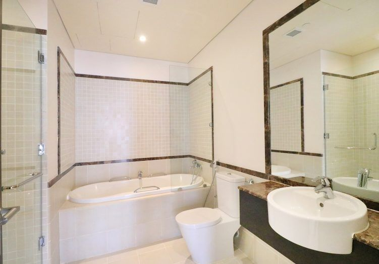 Residential Developed 1 Bedroom S/F Apartment  for sale in The-Pearl-Qatar , Doha-Qatar #14183 - 4  image