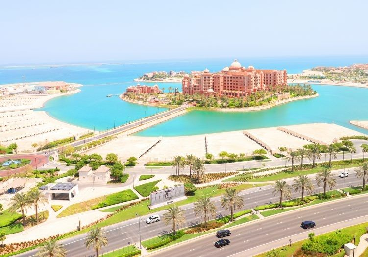 Residential Off Plan 1 Bedroom F/F Apartment  for sale in The-Pearl-Qatar , Doha-Qatar #14194 - 1  image