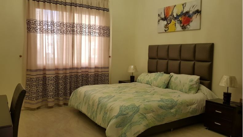 Residential Property 1 Bedroom F/F Apartment  for rent in Fereej-Bin-Mahmoud , Doha-Qatar #14207 - 1  image