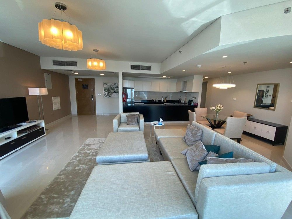 Residential Developed 2 Bedrooms F/F Apartment  for sale in Lusail , Doha-Qatar #14267 - 1  image
