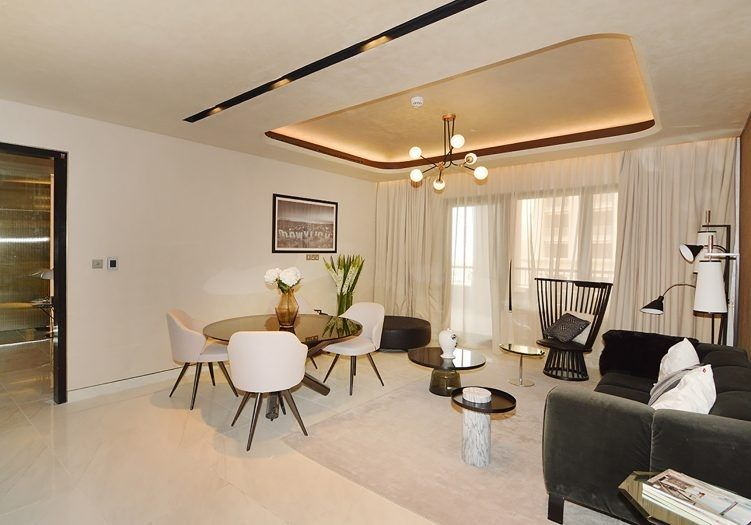 Residential Developed 1 Bedroom F/F Apartment  for sale in The-Pearl-Qatar , Doha-Qatar #14337 - 1  image