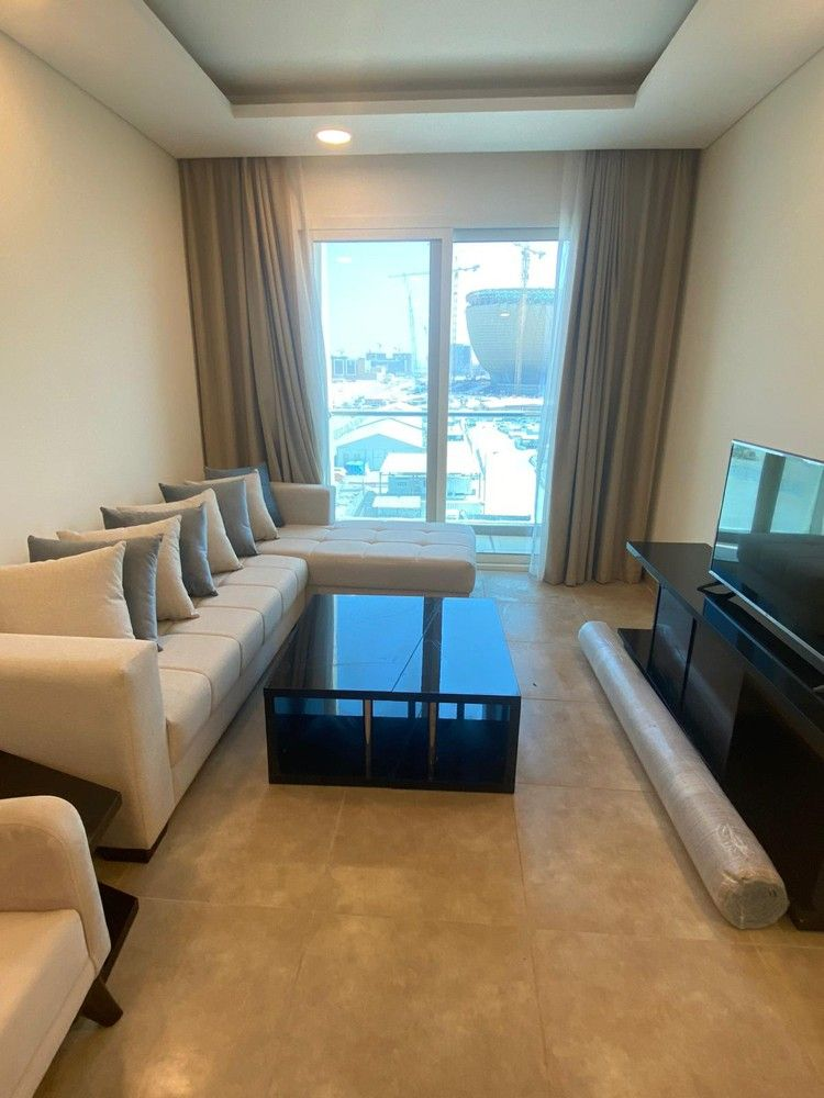 Residential Developed 2 Bedrooms F/F Apartment  for sale in Lusail , Doha-Qatar #14491 - 1  image