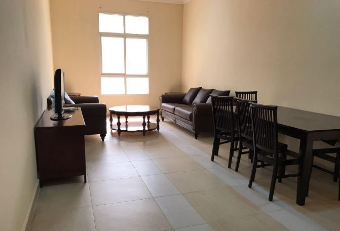 Residential Property 3 Bedrooms S/F Apartment  for rent in Al-Nasr , Doha-Qatar #14871 - 1  image
