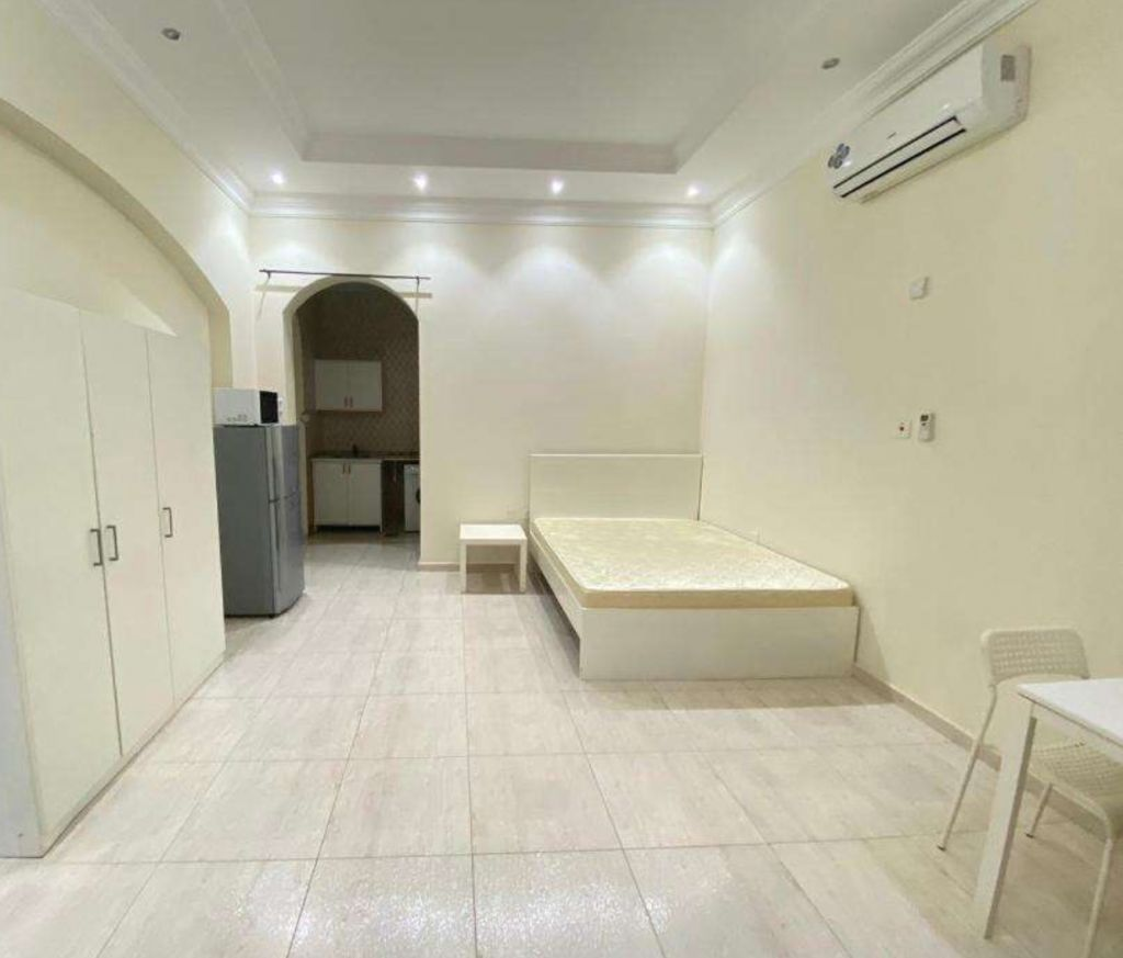 Residential Property Studio F/F Apartment  for rent in Doha-Qatar #14947 - 1  image