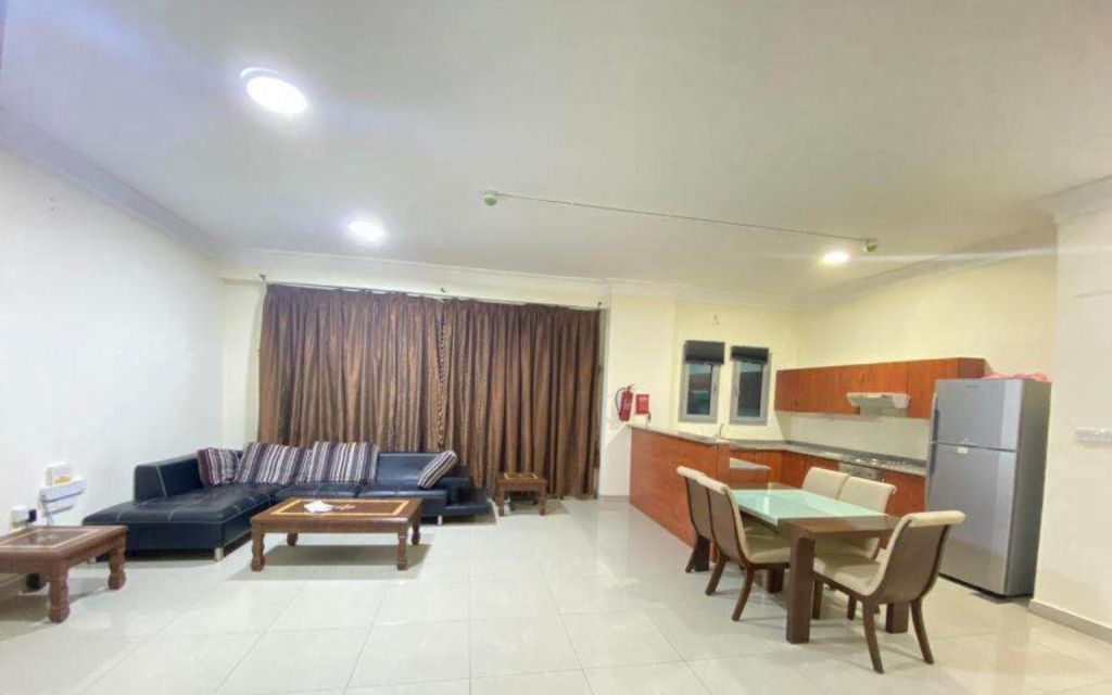 Residential Property 2 Bedrooms U/F Apartment  for rent in Old-Airport , Doha-Qatar #14949 - 1  image