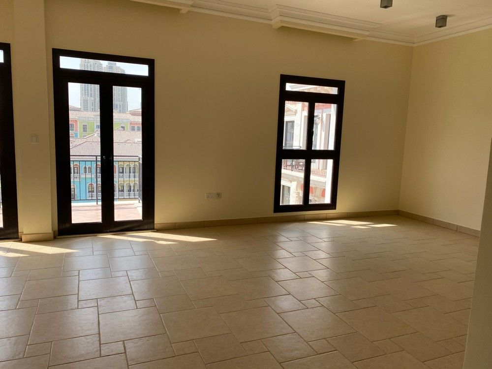 Residential Developed 1 Bedroom S/F Apartment  for sale in The-Pearl-Qatar , Doha-Qatar #14987 - 1  image