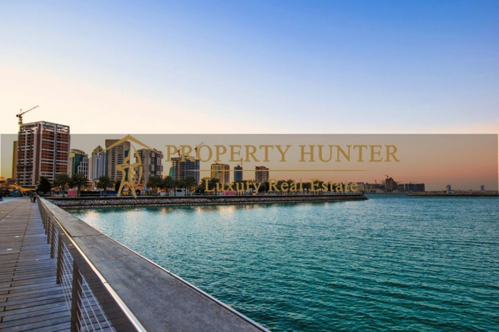 Residential Off Plan 2 Bedrooms F/F Apartment  for sale in Lusail , Doha-Qatar #6890 - 1  image