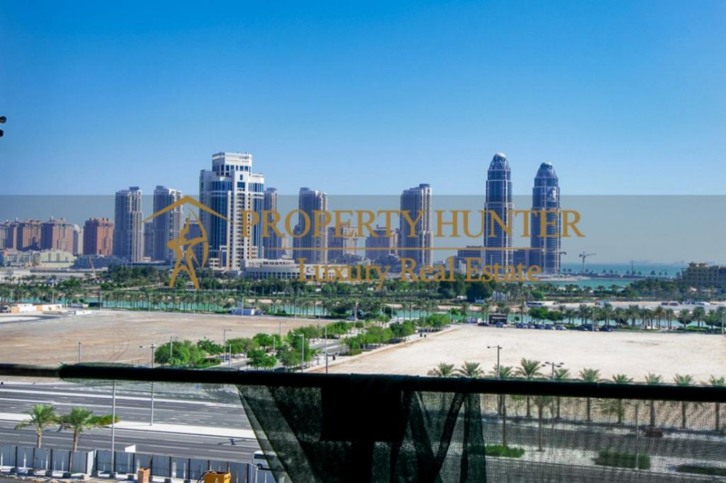 Residential Off Plan 2 Bedrooms F/F Apartment  for sale in Lusail , Doha-Qatar #6906 - 8  image