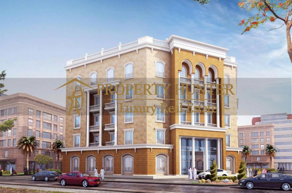 Residential Off Plan 2 Bedrooms S/F Apartment  for sale in Lusail , Doha-Qatar #6909 - 2  image