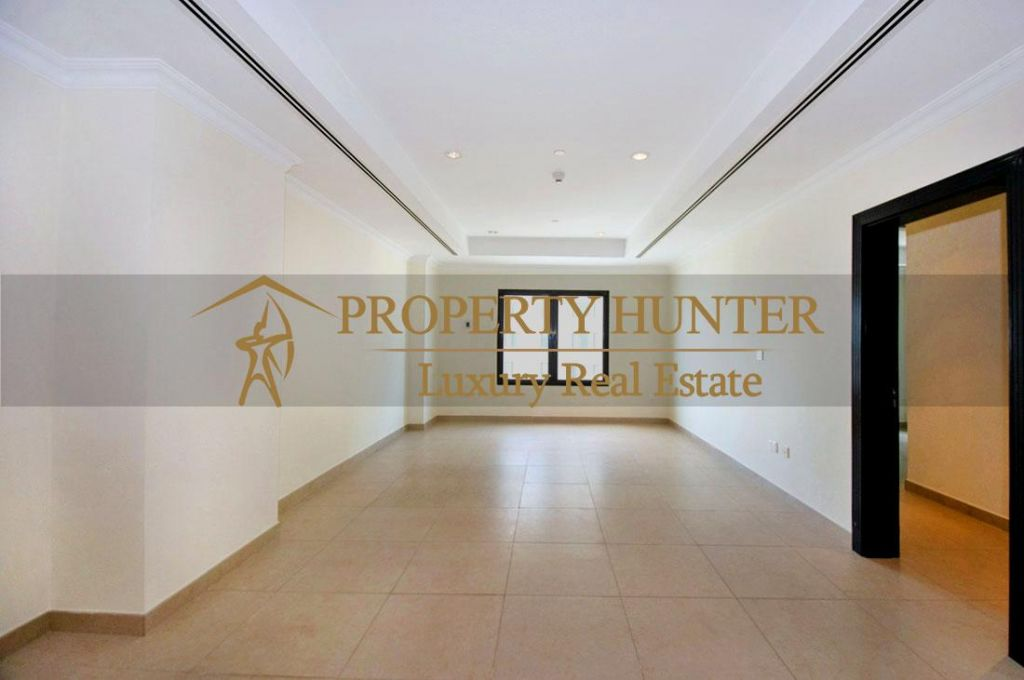 Residential Developed 1 Bedroom U/F Apartment  for sale in The-Pearl-Qatar , Doha-Qatar #6925 - 4  image