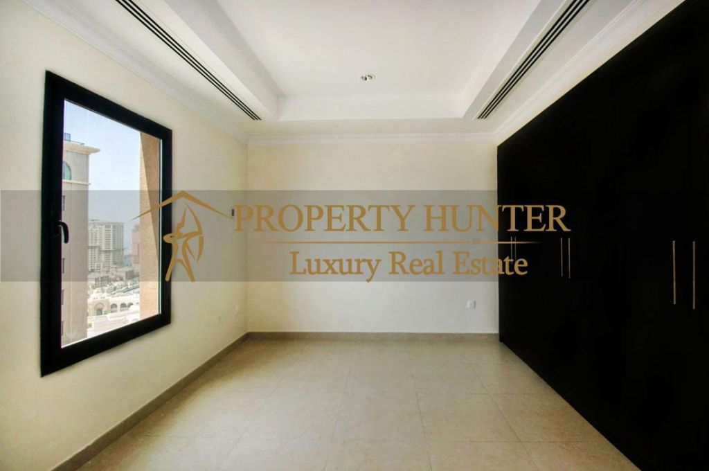 Residential Developed 1 Bedroom U/F Apartment  for sale in The-Pearl-Qatar , Doha-Qatar #6925 - 7  image