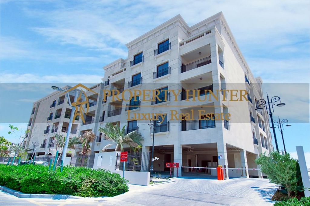 Residential Developed 1 Bedroom F/F Apartment  for sale in Lusail , Doha-Qatar #6934 - 10  image