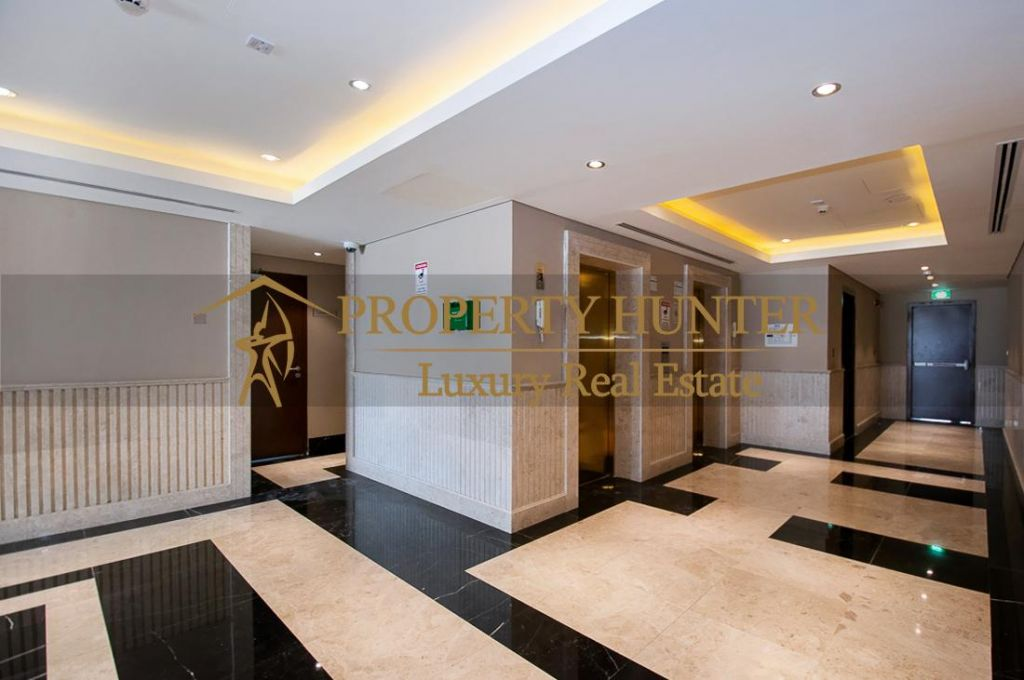 Residential Developed 1 Bedroom F/F Apartment  for sale in Lusail , Doha-Qatar #6934 - 9  image