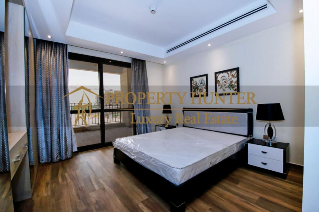 Residential Developed 1 Bedroom F/F Apartment  for sale in Lusail , Doha-Qatar #6934 - 6  image