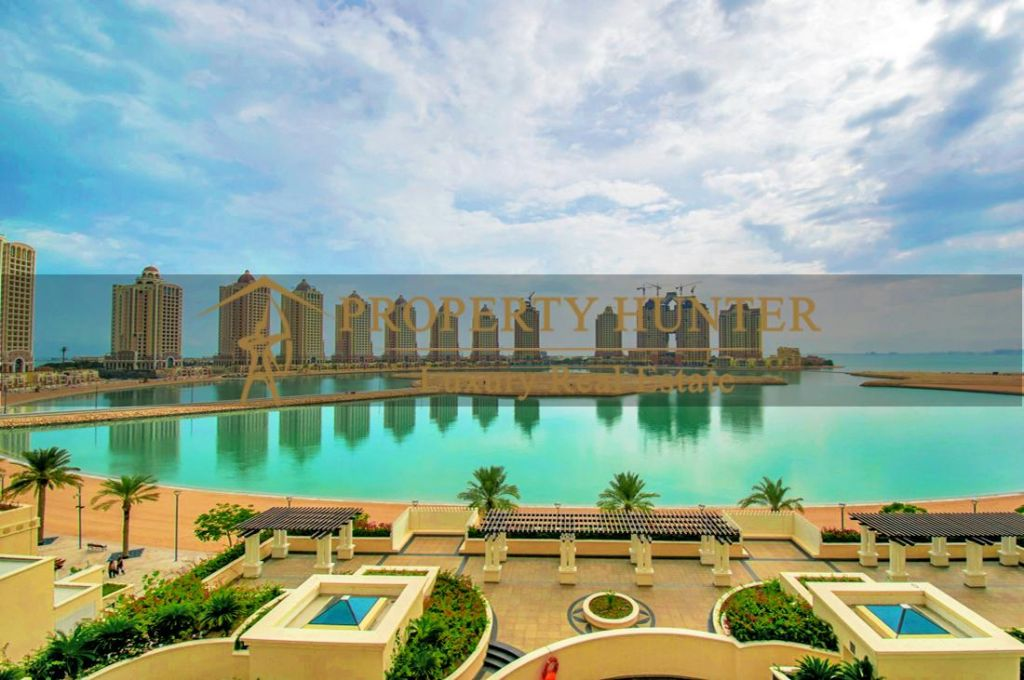 Residential Developed 2+maid Bedrooms S/F Apartment  for sale in The-Pearl-Qatar , Doha-Qatar #6945 - 1  image