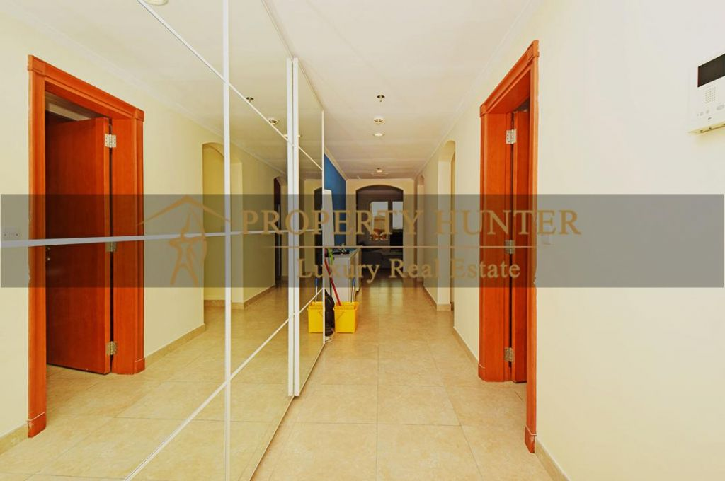 Residential Developed 1 Bedroom S/F Apartment  for sale in The-Pearl-Qatar , Doha #6963 - 7  image