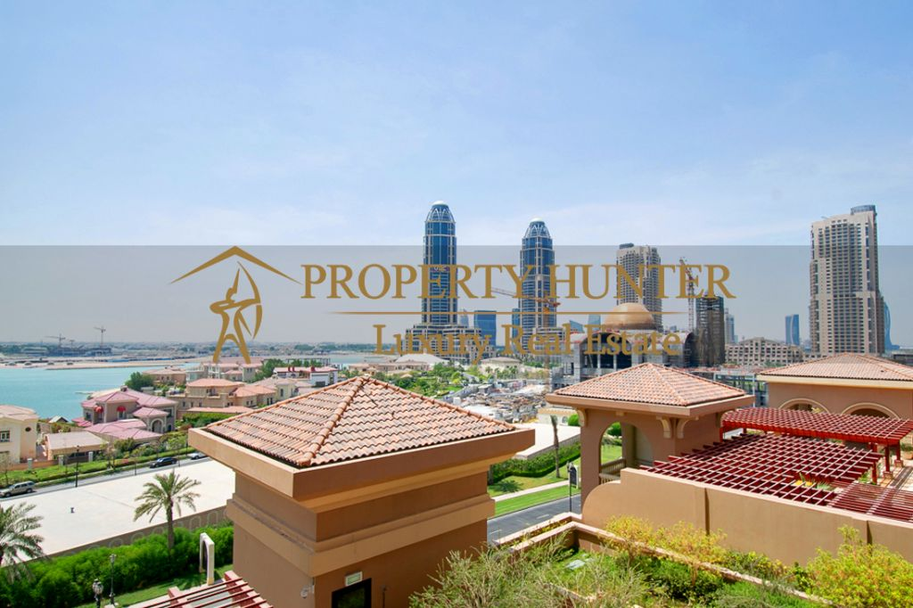 Residential Developed 2 Bedrooms S/F Apartment  for sale in The-Pearl-Qatar , Doha-Qatar #6992 - 1  image