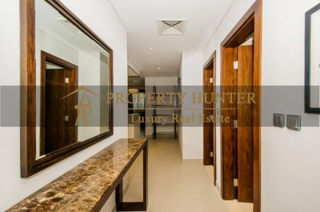 Residential Developed 1 Bedroom S/F Apartment  for sale in The-Pearl-Qatar , Doha-Qatar #7007 - 3  image