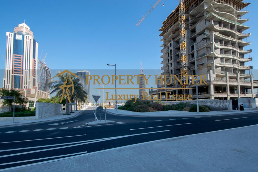 Residential Off Plan 2 Bedrooms F/F Apartment  for sale in Lusail , Doha-Qatar #7011 - 2  image