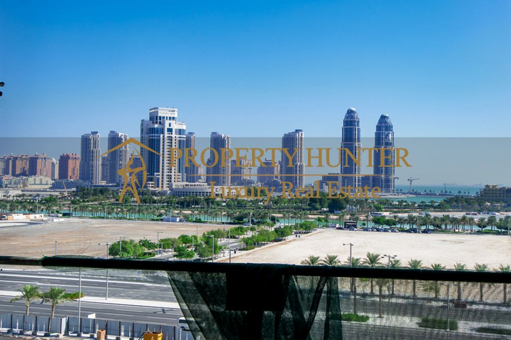 Residential Off Plan 2 Bedrooms F/F Apartment  for sale in Lusail , Doha-Qatar #7011 - 8  image