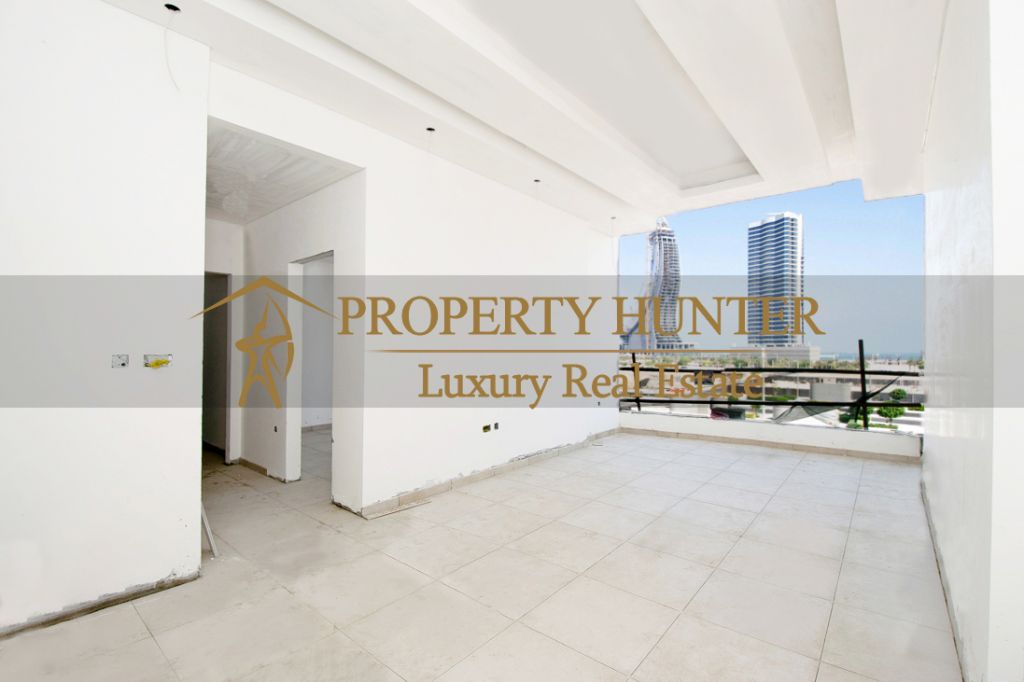 Residential Off Plan 2 Bedrooms F/F Apartment  for sale in Lusail , Doha-Qatar #7011 - 5  image
