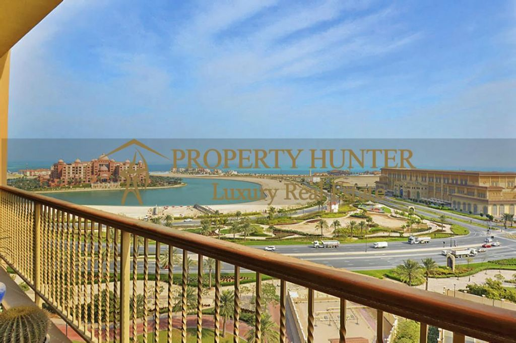 Residential Developed 2+maid Bedrooms S/F Apartment  for sale in The-Pearl-Qatar , Doha-Qatar #7024 - 9  image