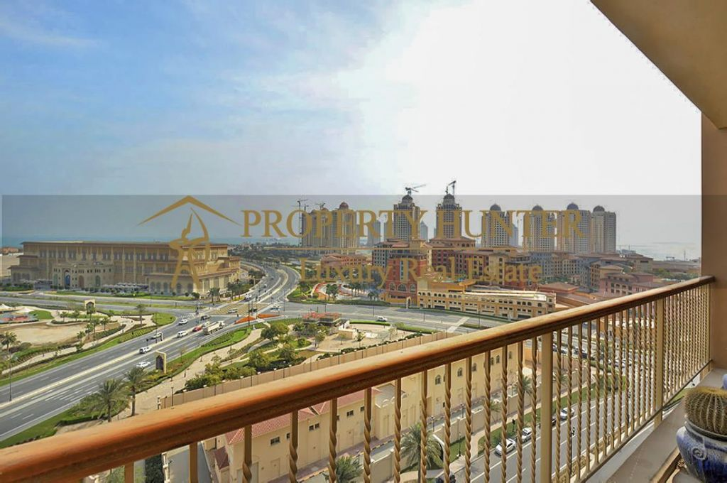 Residential Developed 2+maid Bedrooms S/F Apartment  for sale in The-Pearl-Qatar , Doha-Qatar #7024 - 10  image