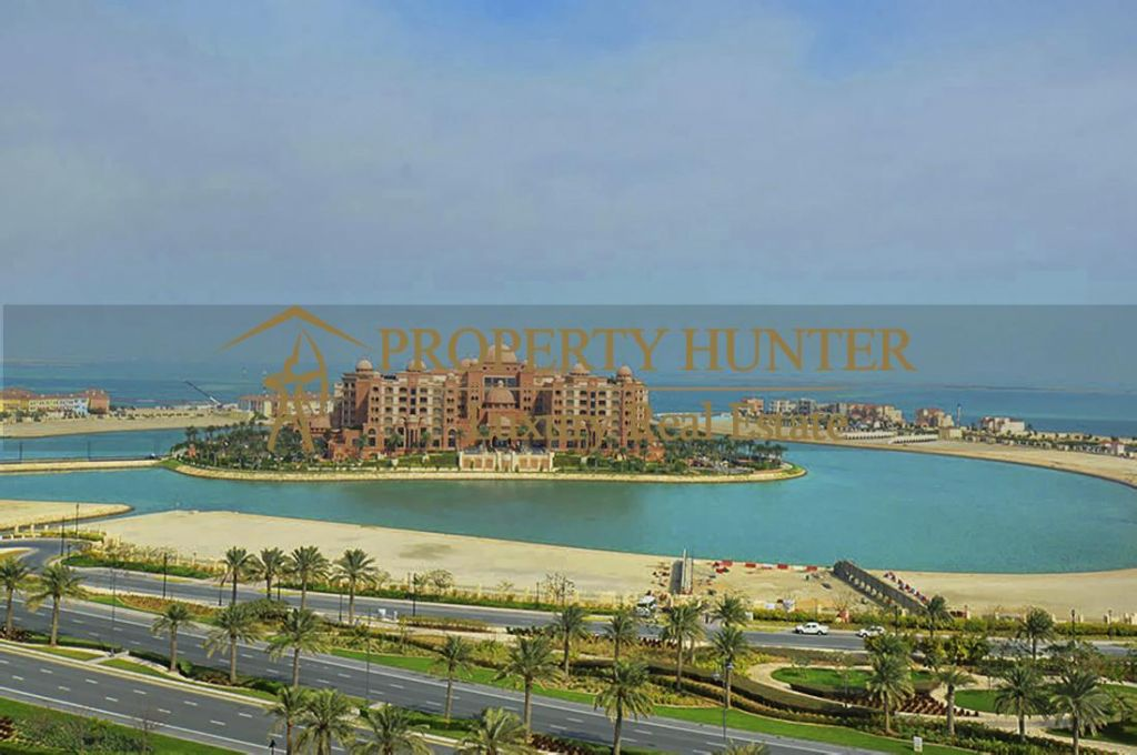 Residential Developed 2+maid Bedrooms S/F Apartment  for sale in The-Pearl-Qatar , Doha-Qatar #7024 - 2  image