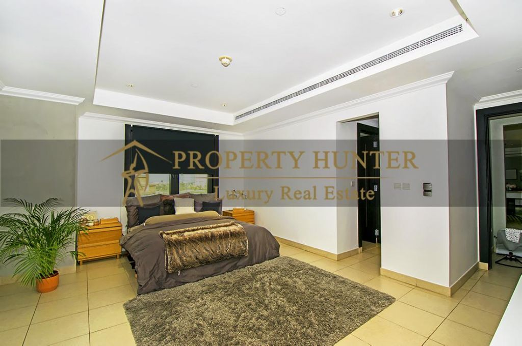Residential Developed 2+maid Bedrooms S/F Apartment  for sale in The-Pearl-Qatar , Doha-Qatar #7024 - 6  image