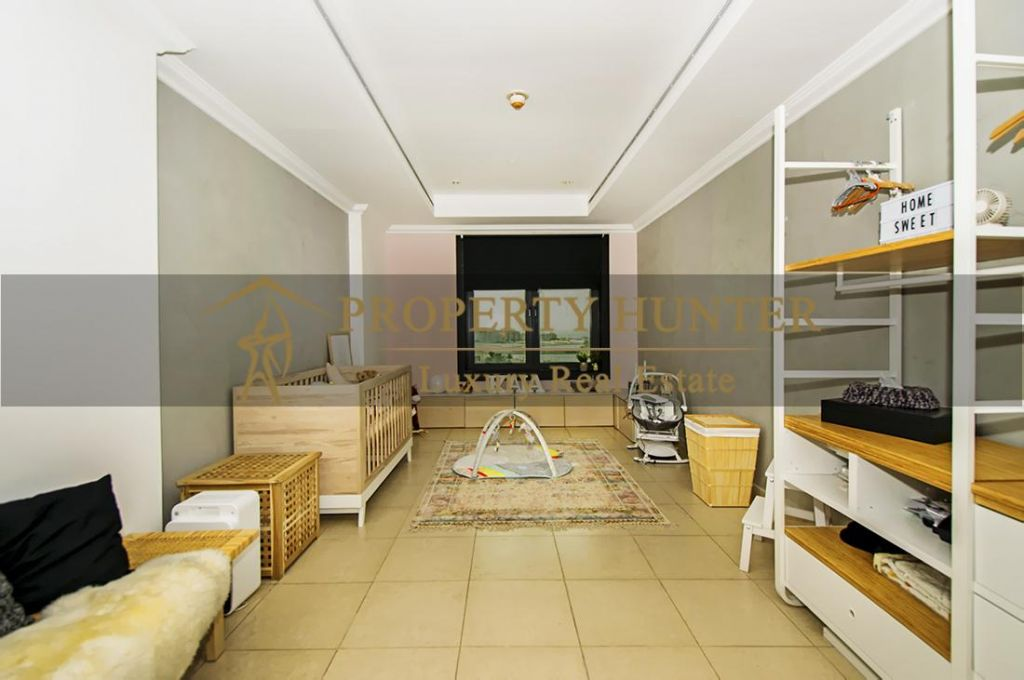 Residential Developed 2+maid Bedrooms S/F Apartment  for sale in The-Pearl-Qatar , Doha-Qatar #7024 - 7  image