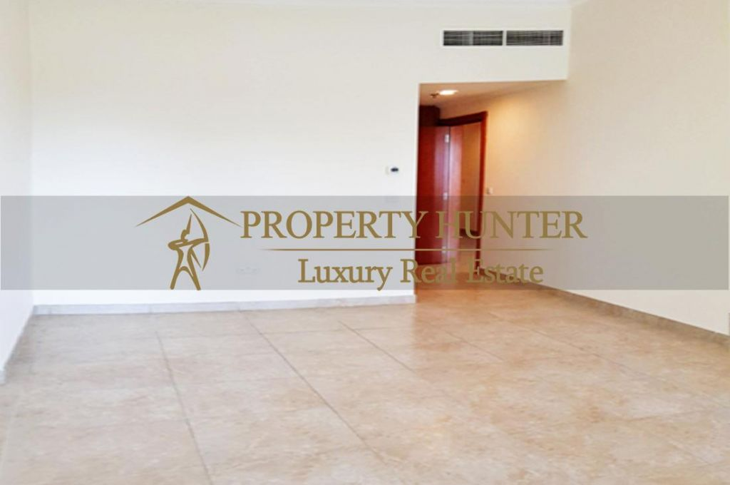 Residential Developed 1 Bedroom S/F Apartment  for sale in The-Pearl-Qatar , Doha-Qatar #7040 - 6  image