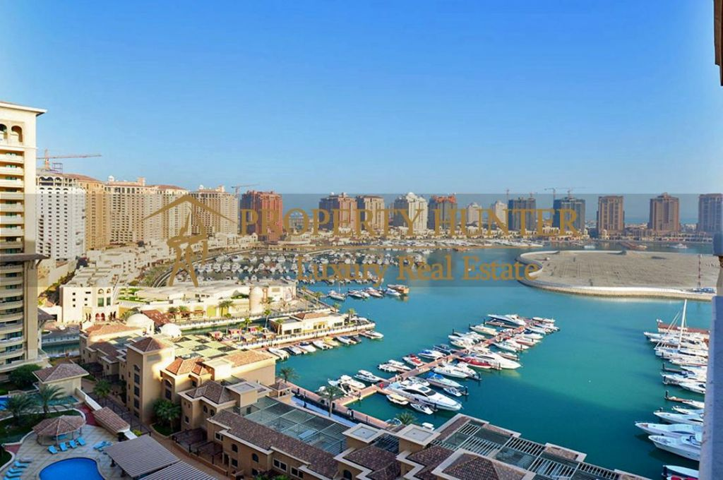 Residential Developed 2 Bedrooms S/F Apartment  for sale in The-Pearl-Qatar , Doha-Qatar #7042 - 1  image