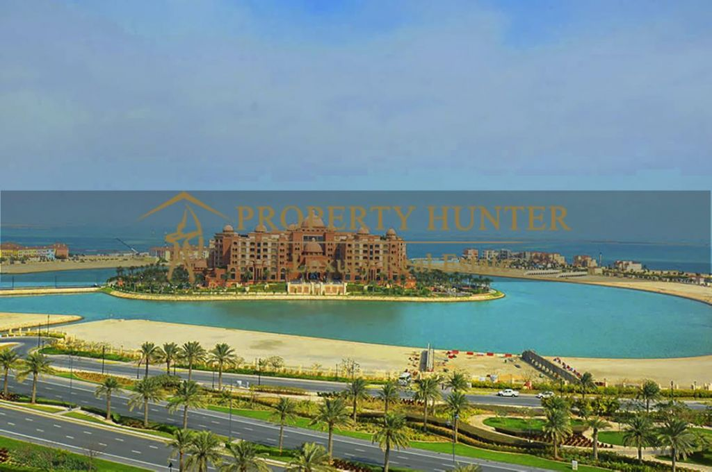 Residential Developed 2+maid Bedrooms S/F Apartment  for sale in The-Pearl-Qatar , Doha-Qatar #7055 - 1  image