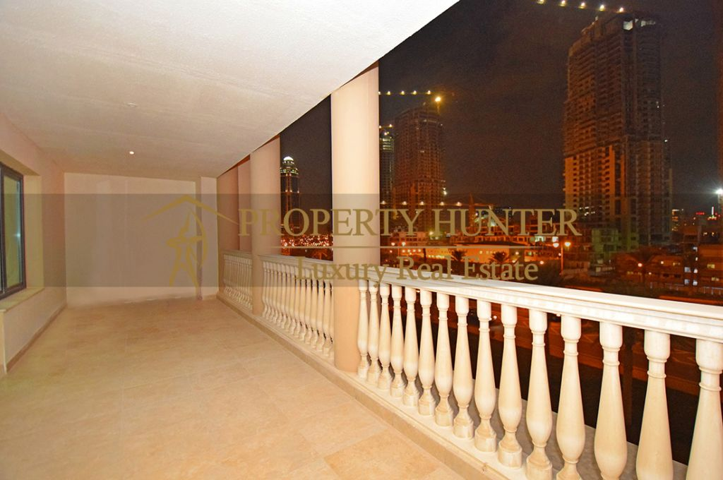 Residential Developed 1 Bedroom S/F Apartment  for sale in The-Pearl-Qatar , Doha-Qatar #7063 - 8  image