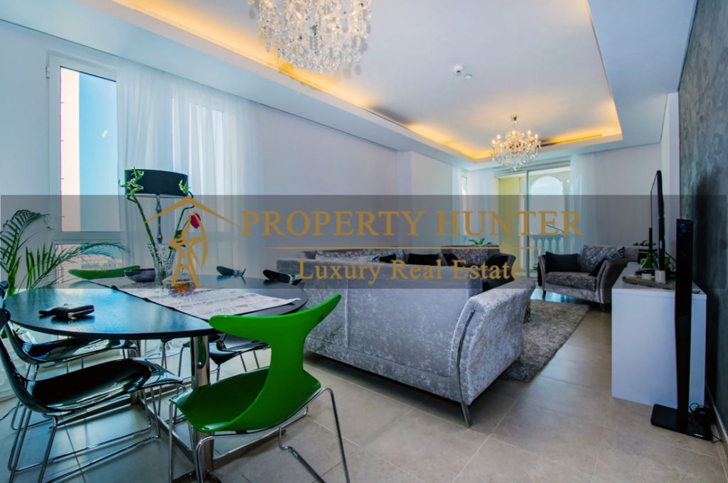 Residential Developed 2 Bedrooms S/F Apartment  for sale in The-Pearl-Qatar , Doha-Qatar #7068 - 1  image