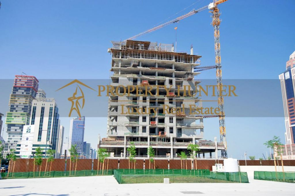 Residential Off Plan 2 Bedrooms F/F Apartment  for sale in Lusail , Doha-Qatar #7077 - 3  image
