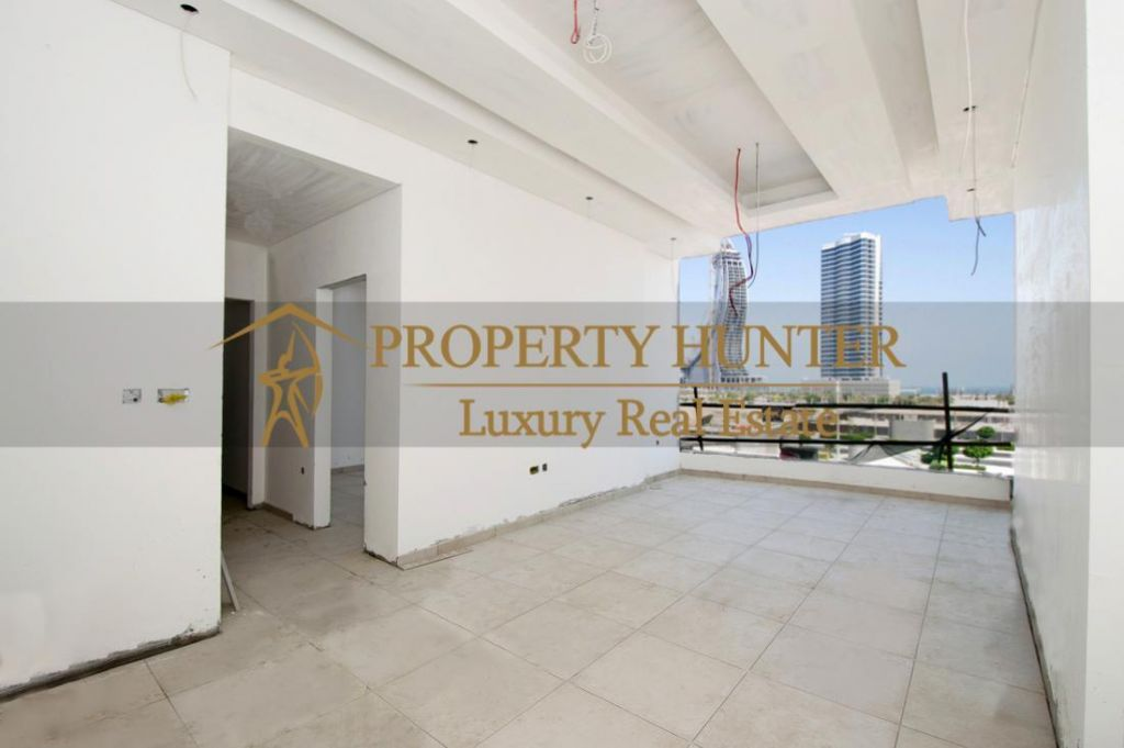 Residential Off Plan 2 Bedrooms F/F Apartment  for sale in Lusail , Doha-Qatar #7077 - 7  image