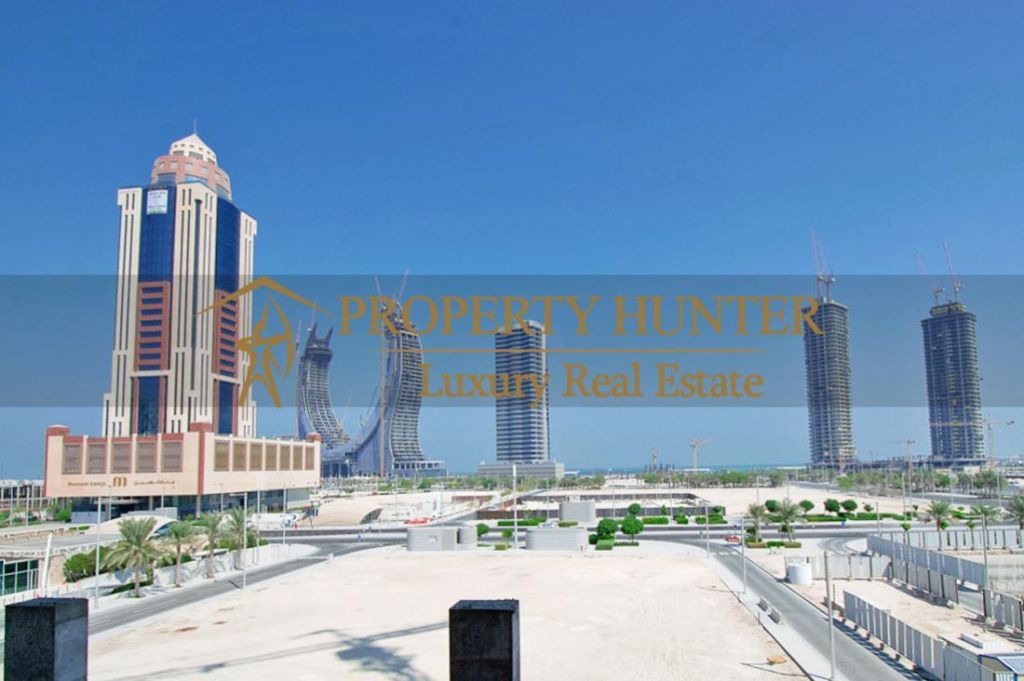 Residential Off Plan 2 Bedrooms F/F Apartment  for sale in Lusail , Doha-Qatar #7077 - 10  image