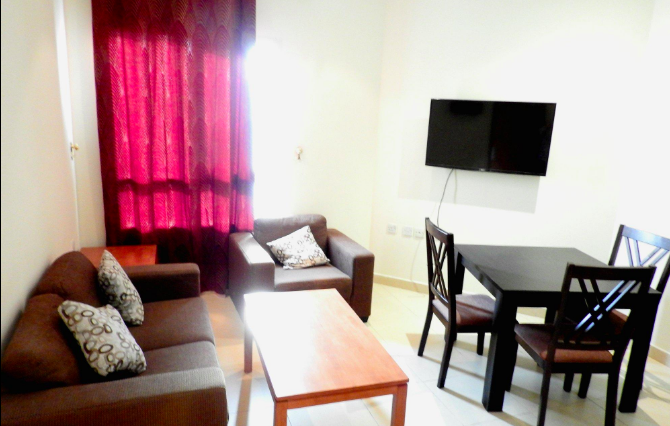 Residential Property 1 Bedroom F/F Apartment  for rent in Doha-Qatar #7117 - 1  image