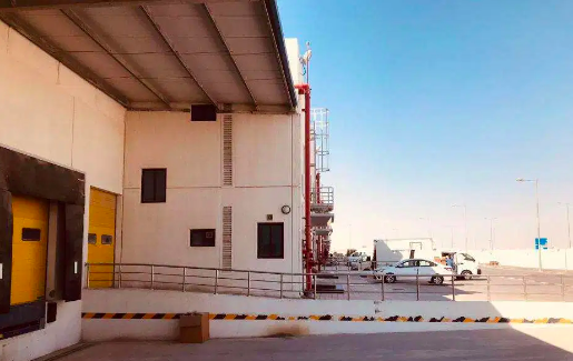 Commercial Property U/F Warehouse  for rent in Al-Wakrah-Municipality #7201 - 1  image