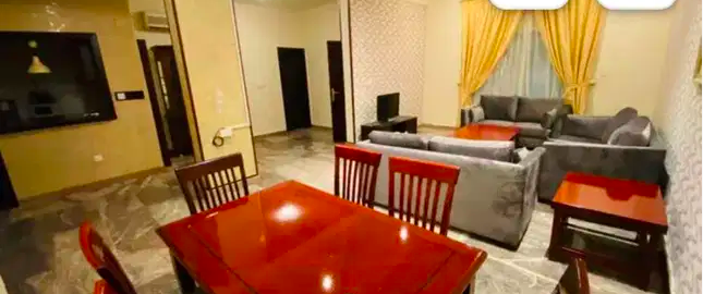 Residential Property 2 Bedrooms F/F Apartment  for rent in Al-Aziziyah , Doha-Qatar #7219 - 1  image