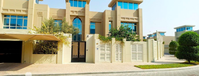 Residential Developed 6+maid Bedrooms S/F Villa in Compound  for sale in Al-Waab , Doha-Qatar #7279 - 1  image