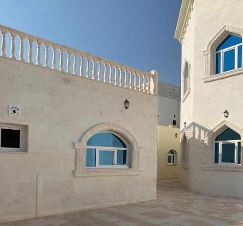 Residential Developed 7 Bedrooms U/F Standalone Villa  for sale in Al-Dafna , Doha-Qatar #7290 - 1  image