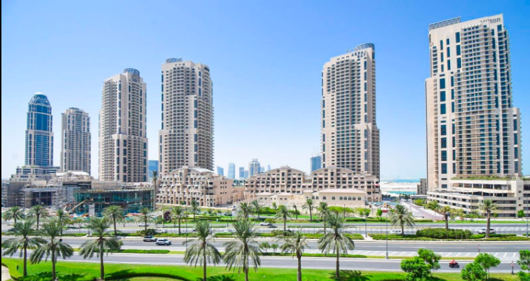 Residential Developed 1 Bedroom S/F Apartment  for sale in The-Pearl-Qatar , Doha-Qatar #7363 - 1  image