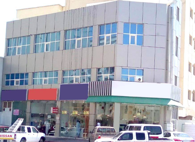 Mixed Use Developed 2 Bedrooms U/F Whole Building  for sale in Doha-Qatar #7373 - 1  image