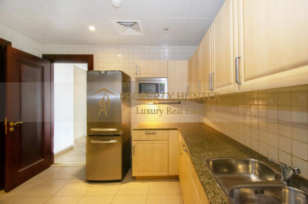 Residential Developed 2+maid Bedrooms S/F Apartment  for sale in The-Pearl-Qatar , Doha-Qatar #7375 - 4  image