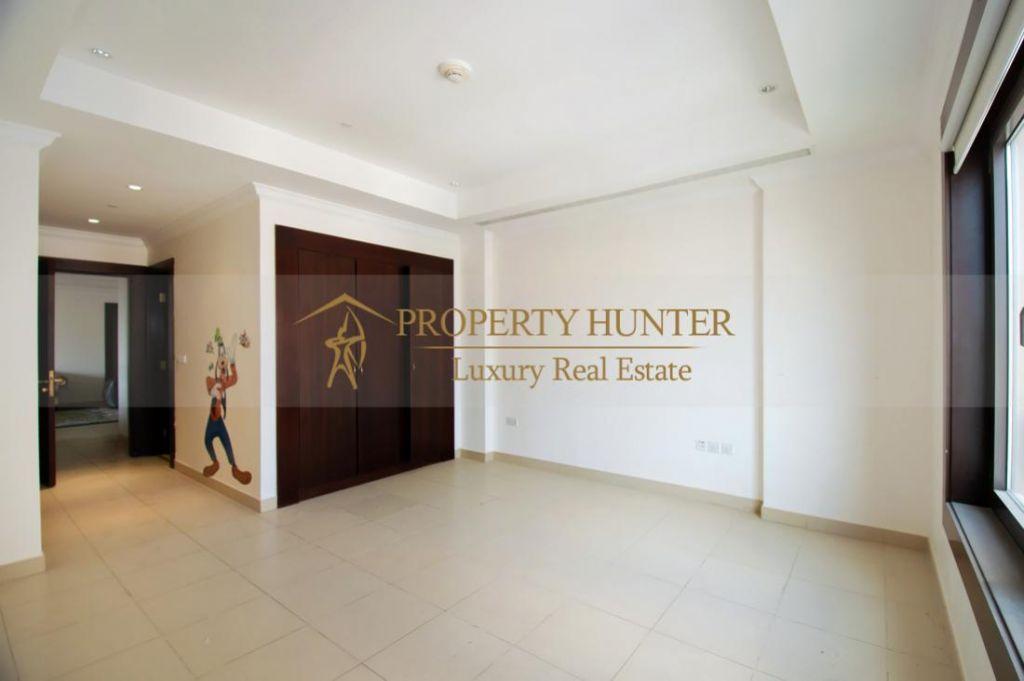Residential Developed 2+maid Bedrooms S/F Apartment  for sale in The-Pearl-Qatar , Doha-Qatar #7375 - 6  image